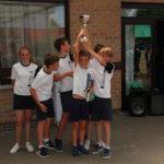 6B- Winnaars bij voetbal