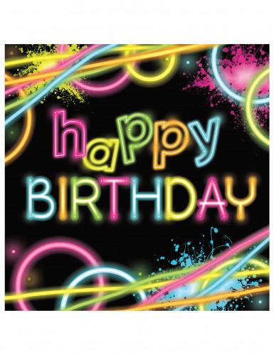 16-glow-party-happy-birthday-servetten
